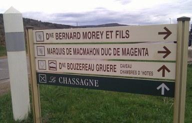 Navigating Chassagne Montrachet