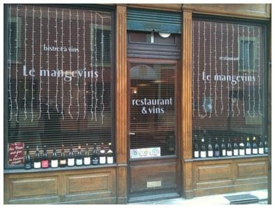 Les Mangevins Restaurant in Tain L'Ermitage