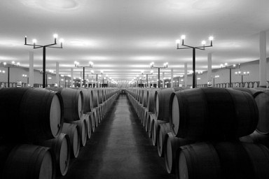 The Barrel Rooms at Ducru Beaucaillou