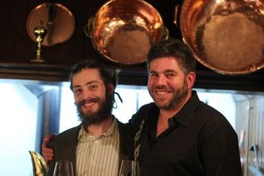 Geoff & Alex: Still Smiling, Still Standing