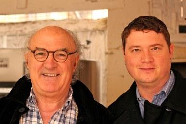 Michel Gracia & Cory Gowan