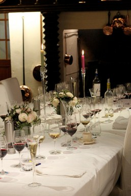 The Table Is Set—With Bollinger