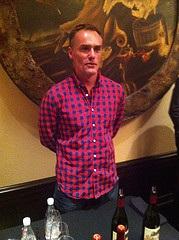 El Molino Winemaker Jon Berlin