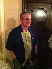 PinotFest Founder, Peter Palmer