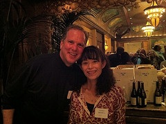 Ken and Akiko Freeman of Freeman Winery