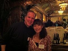 Ken and Akiko Freeman of Freeman Winery