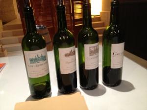 A St. Estephe success story in 2012: Cos d'Estournel