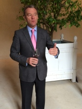 Paul Pontallier of Chateau Margaux