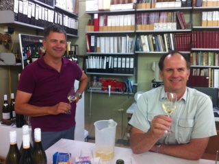 Paul and Michael Brajkovich, chardonnay masters at Kumeu River