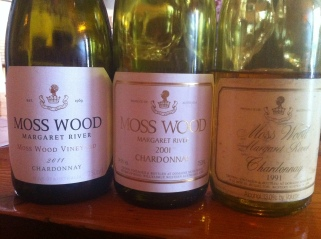 Australia's Moss Wood Winery specializes in chardonnay