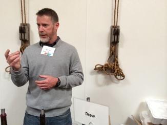 Jason Drew of Drew Family Cellars